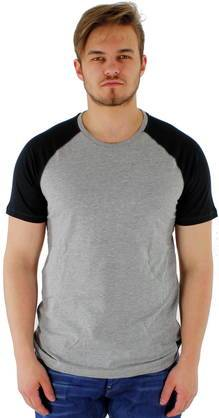 ONLY&SONS T-paita Only&Sons Trisdan o-neck harmaa