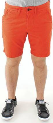 Jack&Jones Shortsit Jack&Jones Dean chino orange