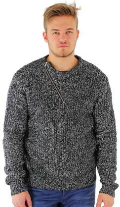 Only&Sons Neule Saone crew neck musta
