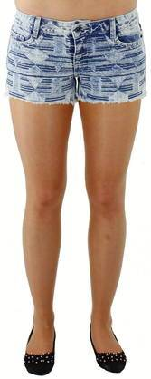 Only Shortsit Carrie low ethnic shorts