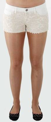 ONLY Shortsit Only Carrie low lace dnm
