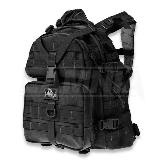 Maxpedition Condor II Hydration Backpack reppu, musta