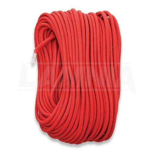 Live Fire Gear 550 FireCord 30,5m Red