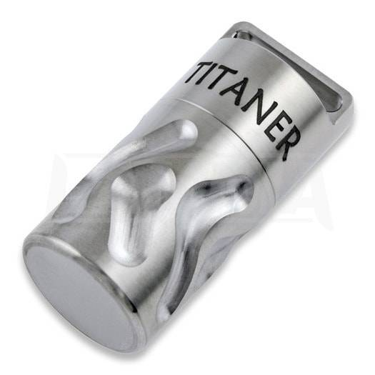 Titaner Tire Pattern Waterproof Capsule