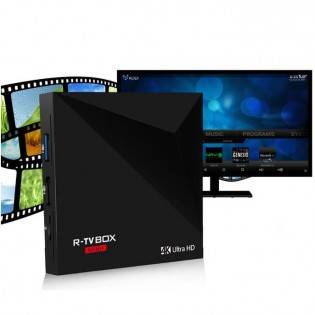 R-TV Android 7.1.1 Box