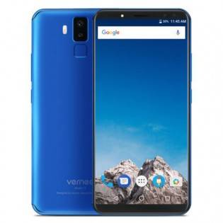 """Vernee X 6.0"""" Android 7.1 -puhelin - Musta, 6/128Gt"""