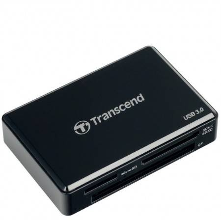 Transcend USB 3.0 High Speed kortinlukija