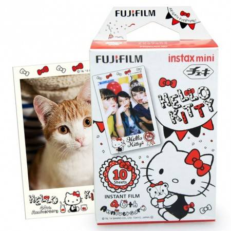 "Fujifilm Instax mini 7S -filmi ""Hello Kitty"""