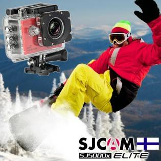 SJCAM SJ5000X WiFi Action-kamera 2K - Hopea
