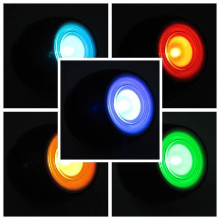 e-ville.com 256 Living Colors Light - 256 valon LED -lamppu