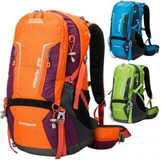 Royal Mountain Extreme rinkka 50L - Sininen