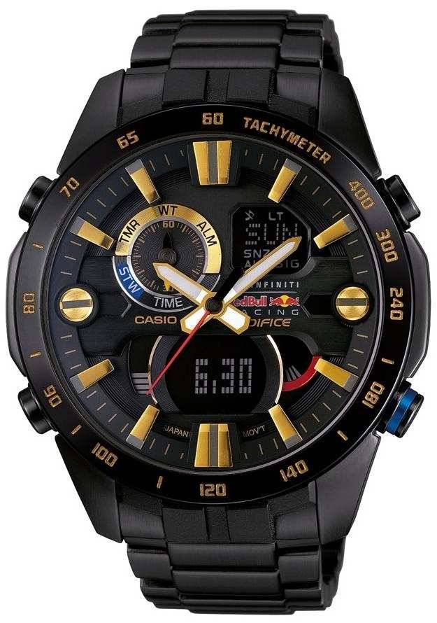 Casio Red Bull Racing Limited Edition ERA-201RBK-1A