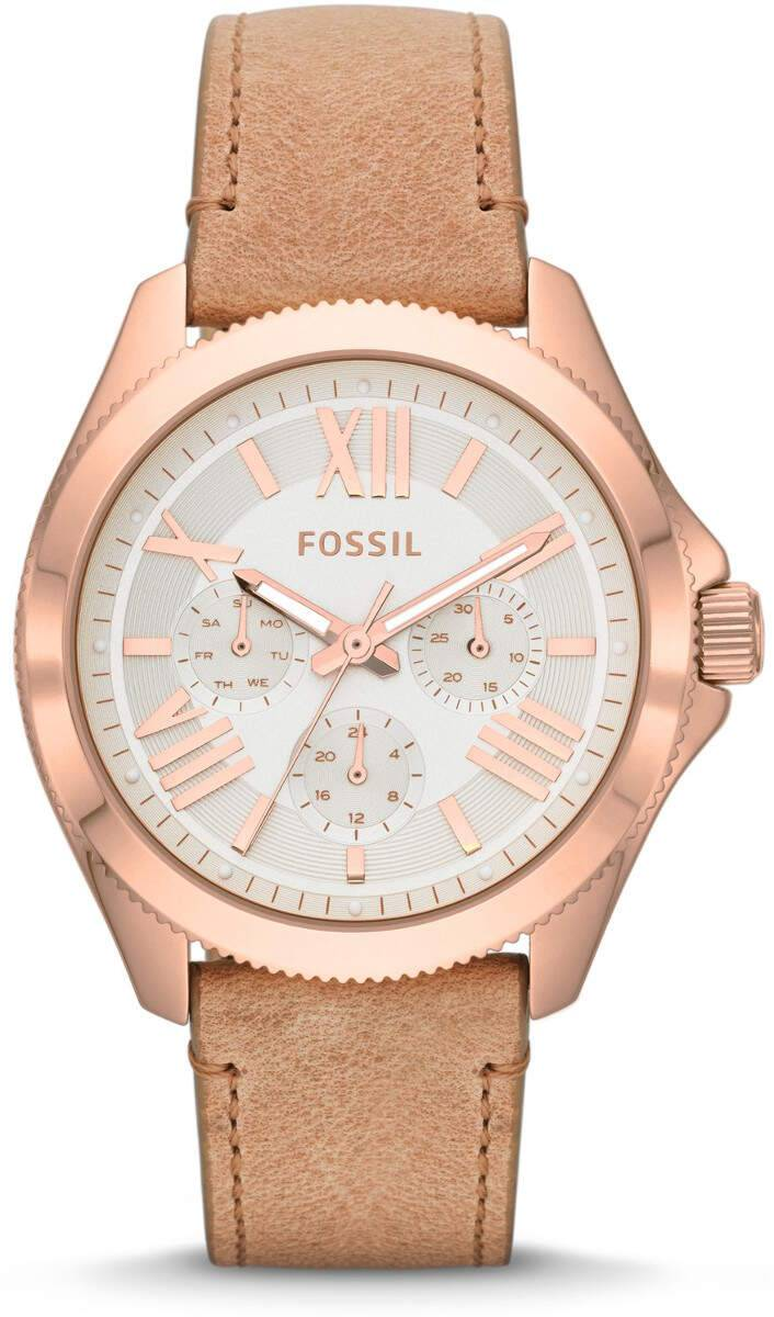 Fossil AM4532 Cecile Sand Leather