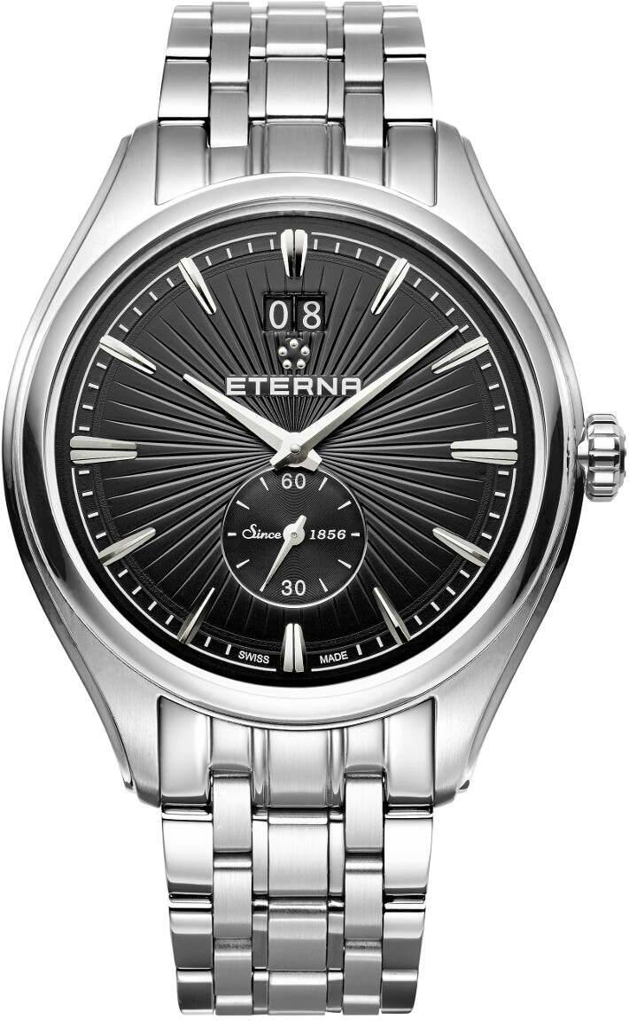 Eterna Avant-Garde Quartz Big Date 2545.41.40.1715