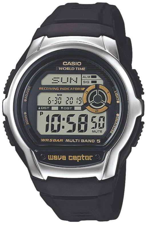 Casio Collection WV-M60-9AER Wave Ceptor