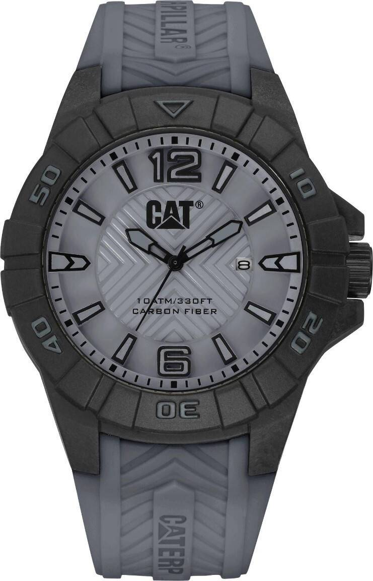 Caterpillar Karbon Grey Dial K1.121.25.531