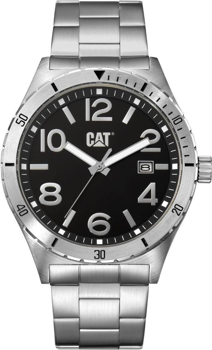 Caterpillar CAT Camden Black Dial NI.241.11.132