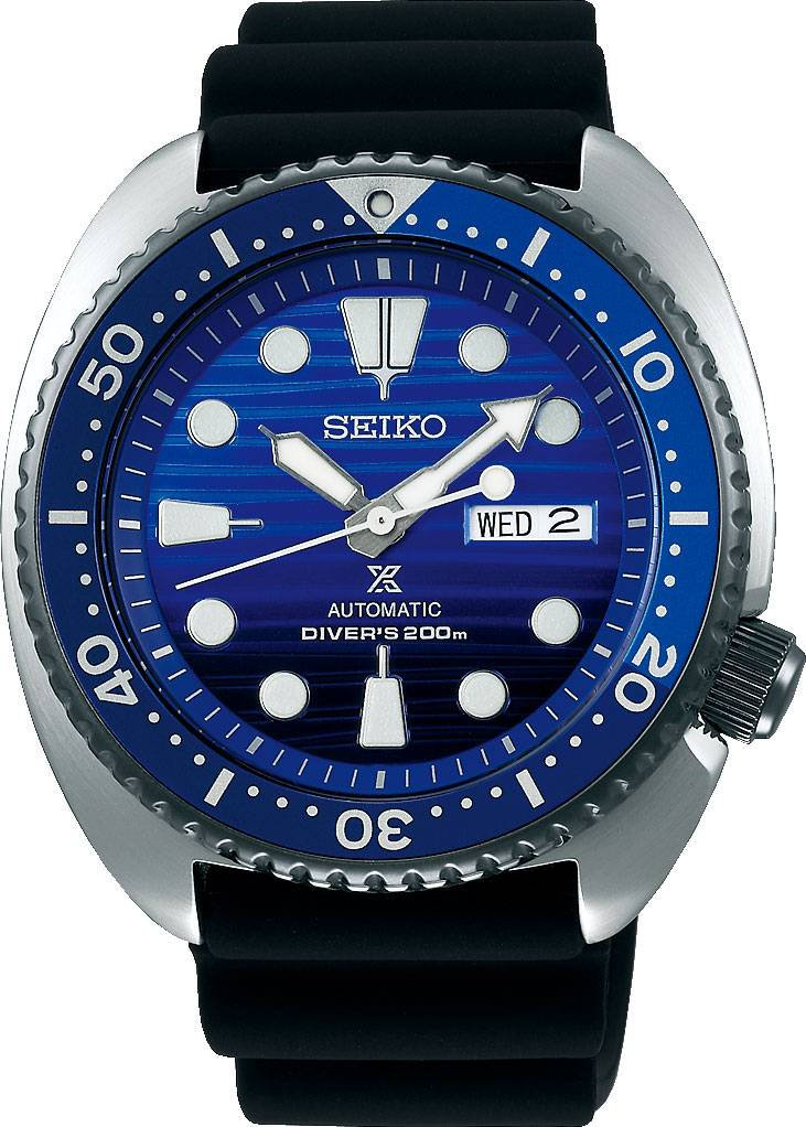 Seiko SRPC91K1 Turtle Save the Ocean Edition