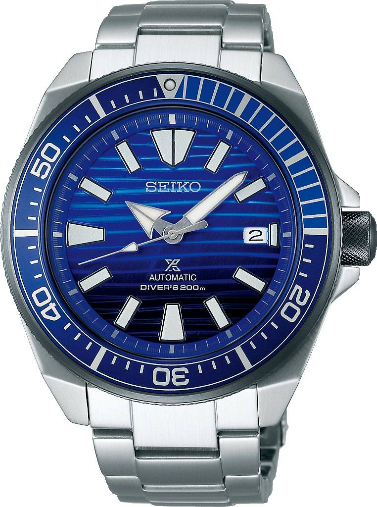Seiko SRPC93K1 Save the Ocean Samurai