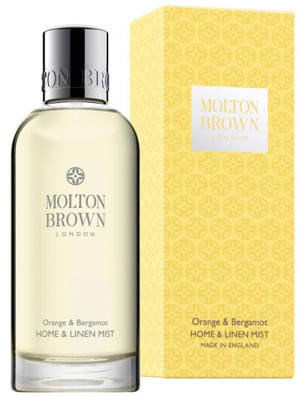 Molton Brown Orange & Bergamot Home & Linen Mist (100ml)