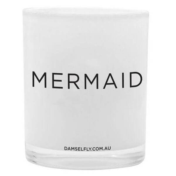 Outlet Damselfly Candle Mermaid (300g)
