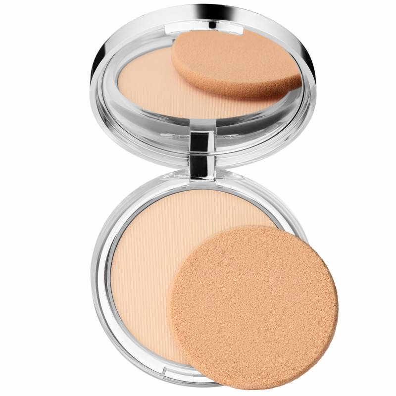 Clinique Stay-Matte Sheer Pressed Powder - Stay Buff