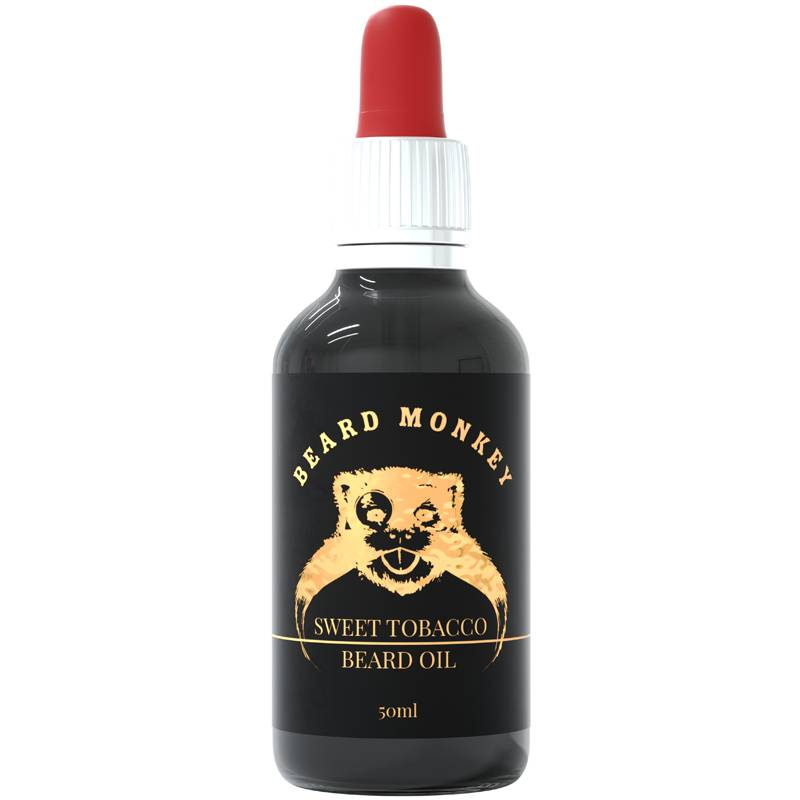 Beard Monkey Skäggolja Sweet Tabacco (50ml)