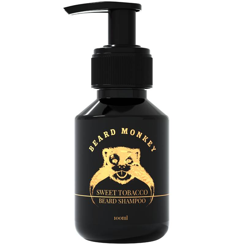 Beard Monkey Skäggschampo Sweet Tabacco (100ml)