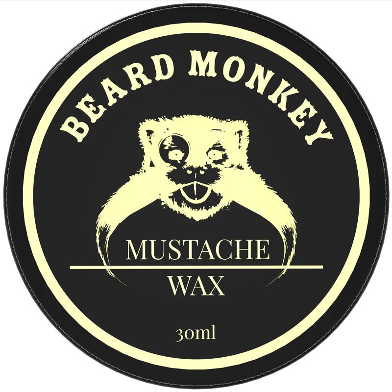 Beard Monkey Mustaschvax (25ml)