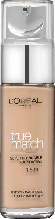 LOreal Paris Loreal True Match Foundation