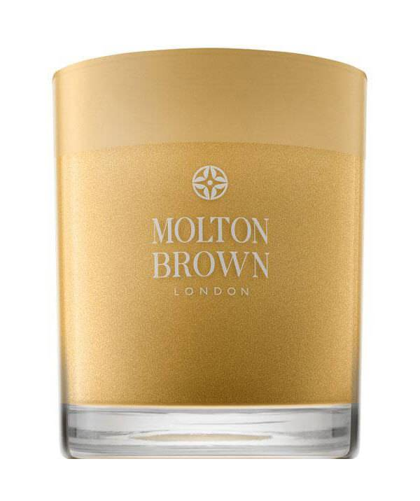 Molton Brown Oudh Accord And Gold Single Wick Cand