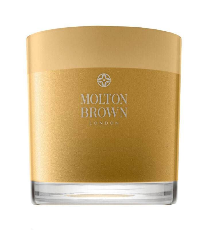Molton Brown Oudh Accord And Gold Three Wick Candl