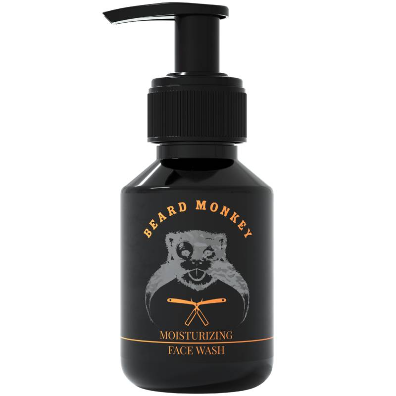 Beard Monkey Face Wash (100ml)