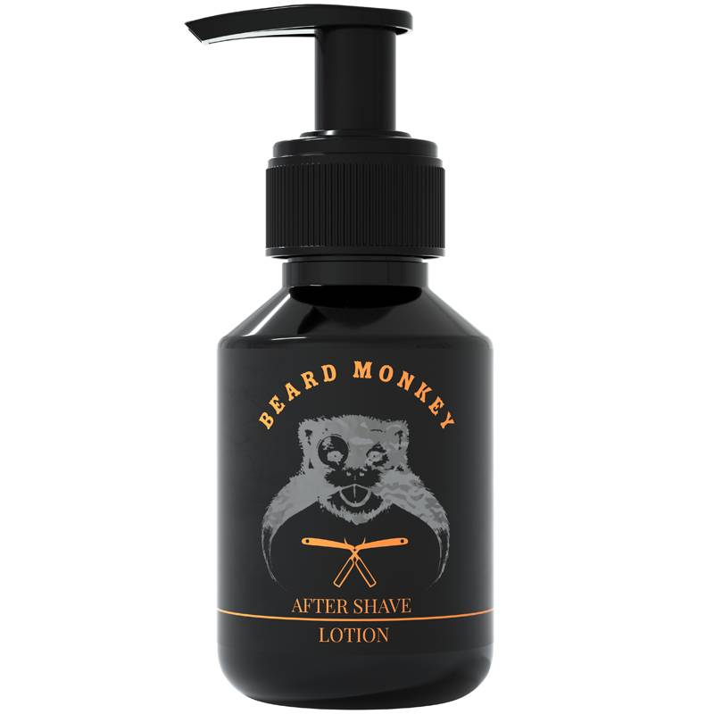 Beard Monkey Aftershave Lotion (100ml)