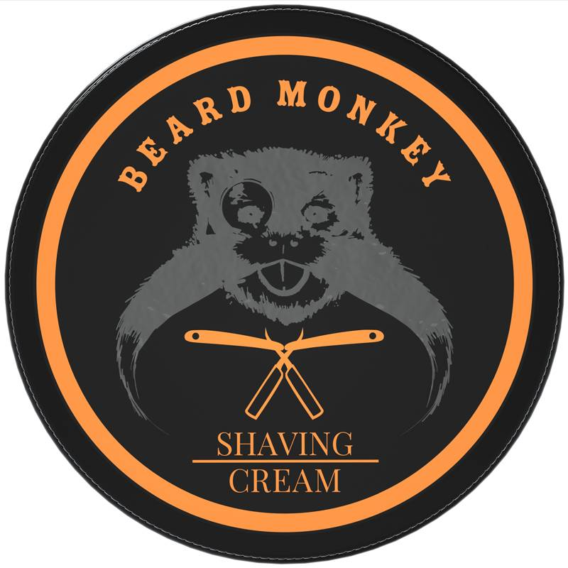 Beard Monkey Shaving Creme (100ml)