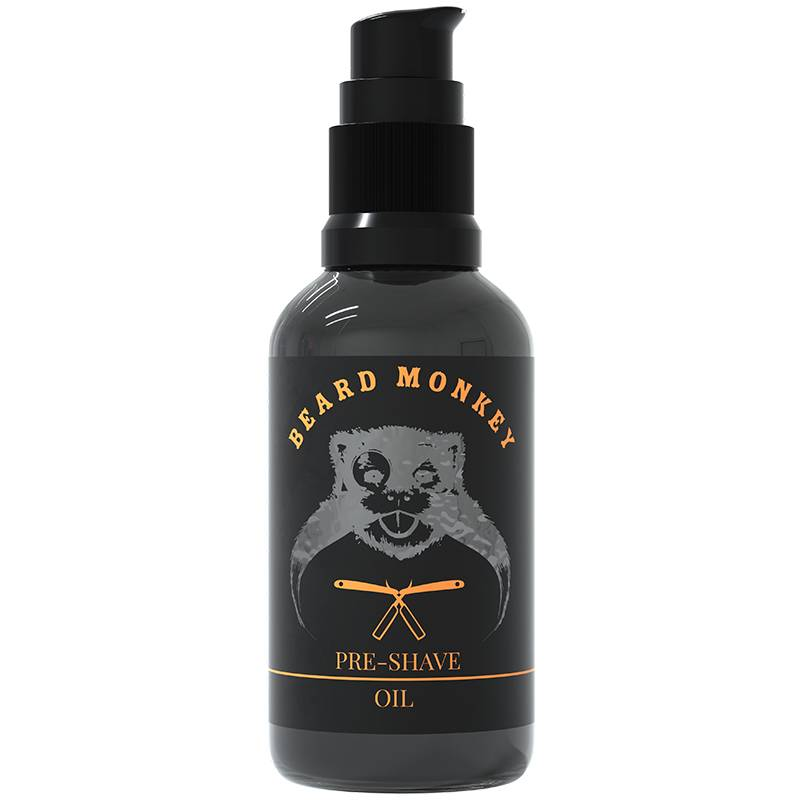 Beard Monkey Pre - Shaveoil (50ml)