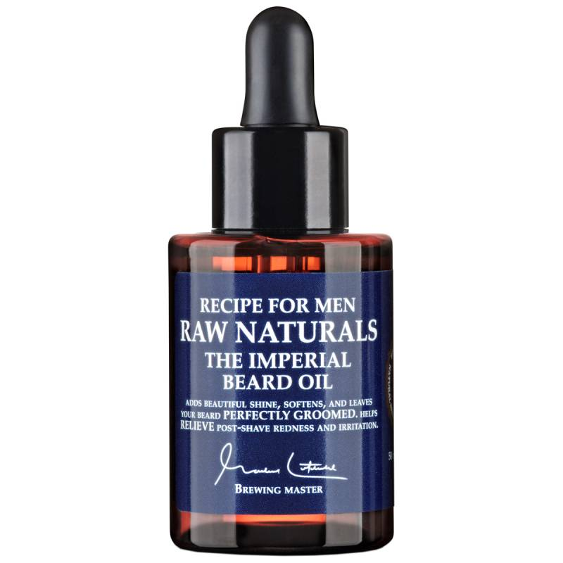 Recipe For Men Raw Naturals Imperial Beard Oil (50ml)