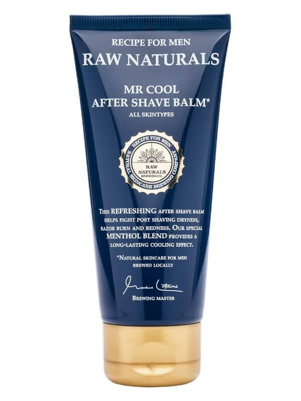 Recipe For Men Raw Naturals Mr Cool After Shave Balm (100ml)