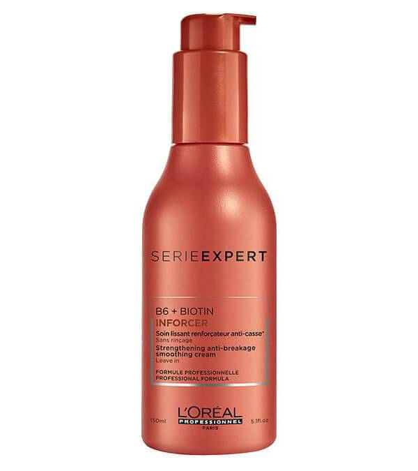 LOreal Professionnel Inforcer Smoothing Cream Leave-In (150ml)