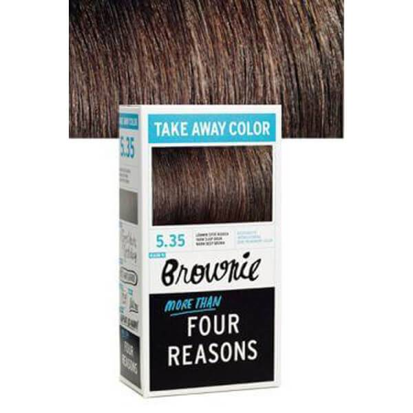 Four Reasons Take Away Color 5.35 Brownie