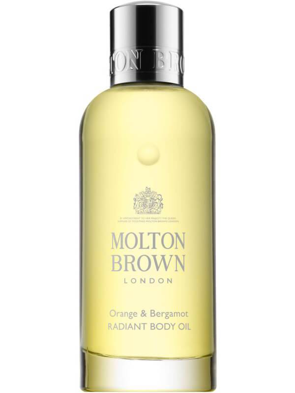 Molton Brown Orange & Bergamot Body Oil (100ml)