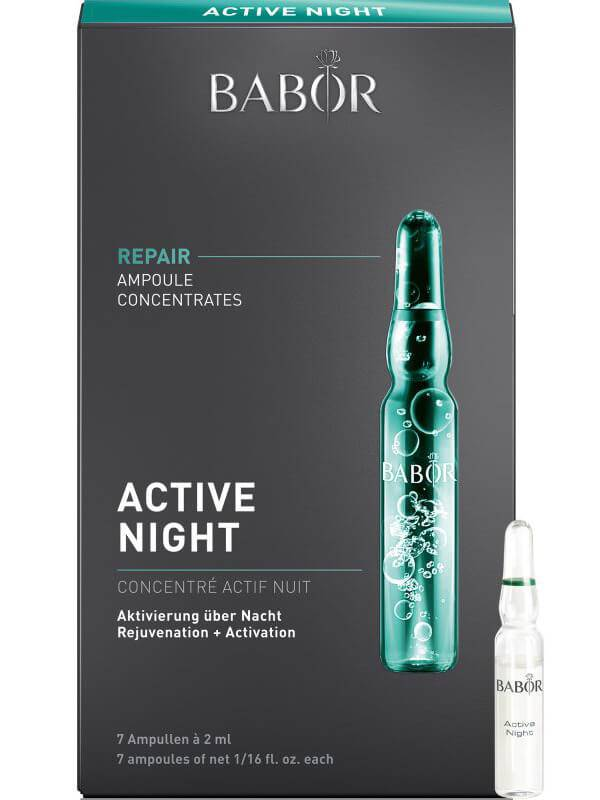 Babor Ampoule Concentrates Active Night (7X2ml)