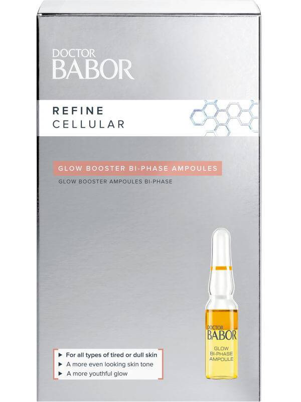 Babor Doctor Babor Refine Cellular Glow Booster Bi-Phase Ampoules (7ml)