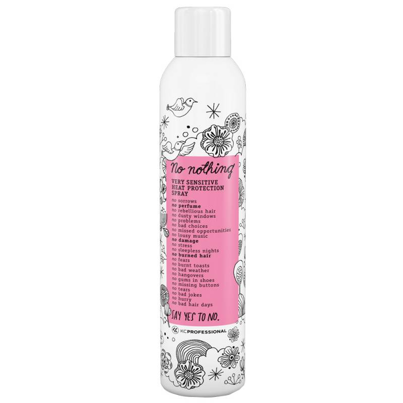 KC Professional No Nothing Heat Protection Spray (250ml)
