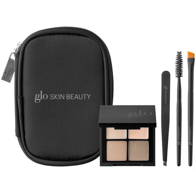 Glo Skin Beauty Brow Collection Taupe
