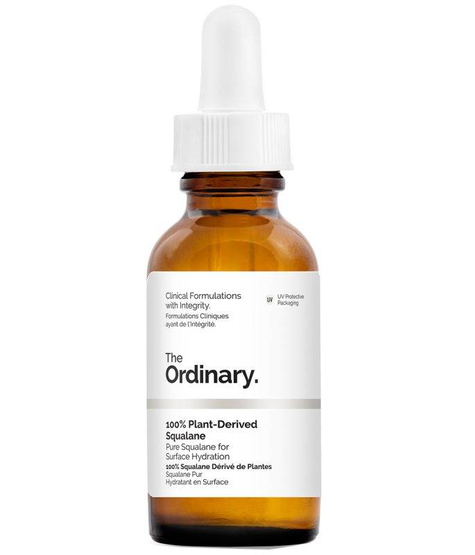 The Ordinary 100% Plant Derived Squalane (30ml)