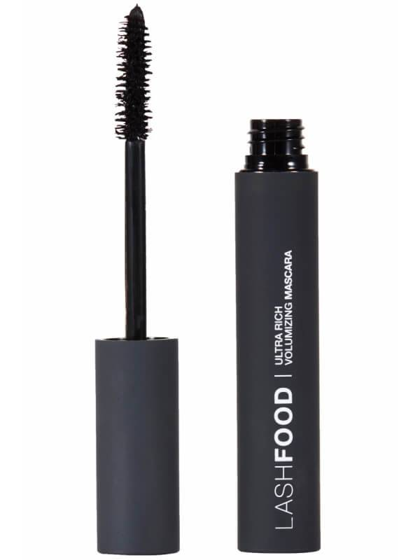 LashFood Ultra Rich Volumizing Mascara (Black)
