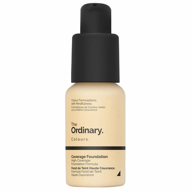 The Ordinary Coverage Foundation 1.2 YG Light Yellow Gold