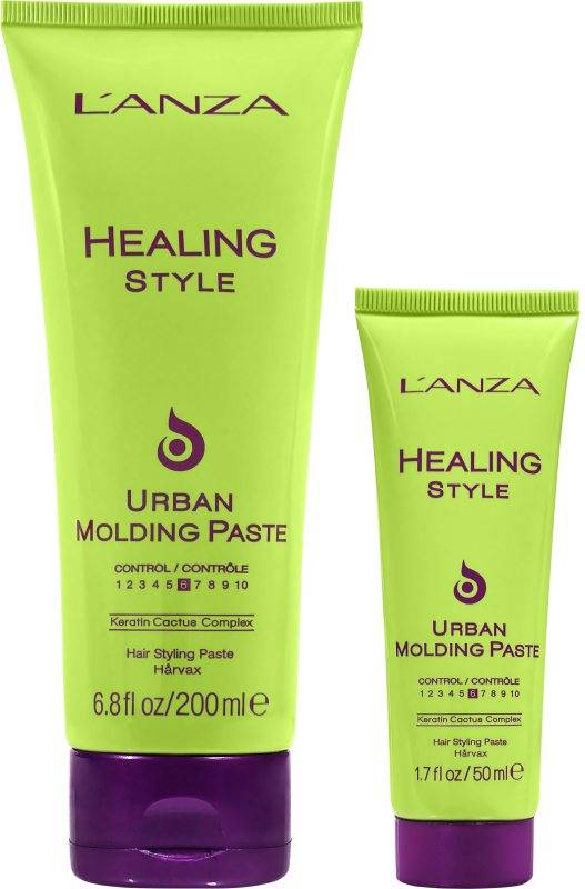 Lanza Healing Style Molding Paste Duo (200+50ml)