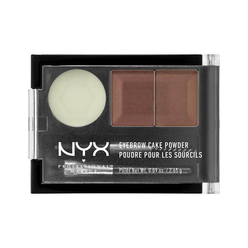 NYX Professional Makeup Eyebrow Cake - Auburn/Red